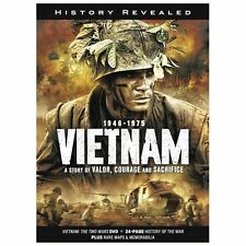 Vietnam: A Story of Valor, Courage and S DVD
