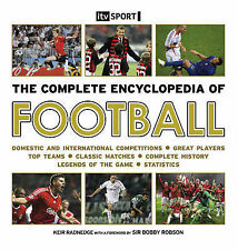 The Complete Encyclopedia of Football, Radnedge, Keir, Very Good condition, Book