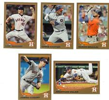2013 Topps Update Gold #/2013 Chris Carter Houston Astros US 141