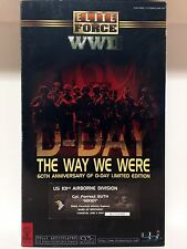 BBI 1/6 WWII D-DAY The Way We Were 101st Airborne Div 506th PIR Cpl Forrest Guth