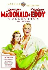 MacDonald & Nelson Eddy Collection, Volume 02 (4-Disc) DVD (1938-1942) Jeanette