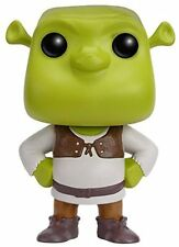Funko Pop Movies Dreamworks Shrek: Shrek Vinyl Action Figure Collectible Toy 278