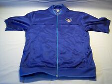 Vintage Nike Down North  Short Sleeve Zip Up Graphic Jersey/Jacket Men's Size XL