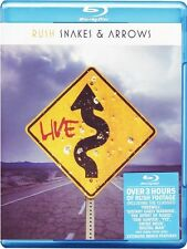 "RUSH ""SNAKES & ARROWS"" BLU RAY NEU"