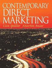 VG, Contemporary Direct Marketing, Baier, Martin, Spiller, Lisa S., 0131017705,
