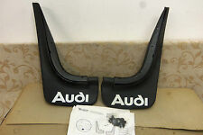NOS Votex Audi 100 C4 Avant Quattro Rear Mudflaps Splash Guard Set # 4A0075100