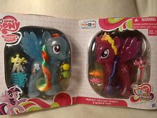 My Little Pony Princess Twilight Rainbow Dash Fashion TRU Exclusive 2013 lot