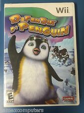 Defendin De Penguin / Game Video Game