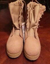 NEW Altama US Army Military Tan Desert Hot Weather Combat Boot 423002 Size 13 R