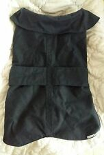 Mutts & Hounds Waxed  Jacket Dog Coat  Large RRP £58 New