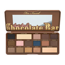 Pro Too Faced Semi Sweet Chocolate Bar Eyeshadow Collection Palette Makeup Sets