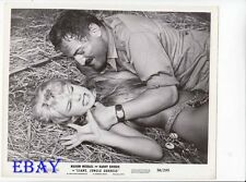 Man chokes Marion Michael sexy VINTAGE Photo Liane, Jungle Goddess
