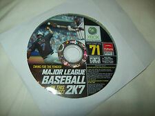 Official Xbox Magazine Demo Disc 71  (Xbox 360, 2007) DEMO DISC  DISC ONLY