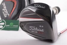 TITLEIST 913 D2 DRIVER / 9.5 DEGREE / REGULAR FLEX BASSARA SHAFT / 45564