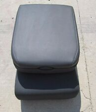02-08 DODGE RAM PICKUP TRUCK 1500-3500 CENTER CONSOLE JUMP SEAT DUAL STORAGE
