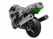 12-16 Kawasaki ZX14R Undertail Factory Color Matched Golden Blazed Green
