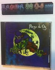 Mago De Oz - La Bruja  primera edicion LOCOMOTIVE 1.997