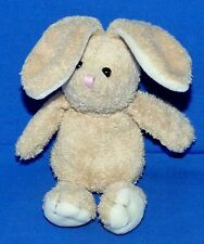"Ty HOPSON Tan Bunny Pastel Easter Soft (5"") Basket Beanie 2007 Boys Girls 3+ NT"