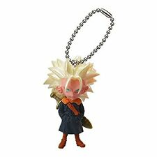 Dragon Ball Z Mascot Swing PVC Keychain Figure SD SS3 Future Trunks @3101