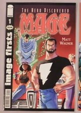 Mage -- The Hero Discovered #1 (October 2010 Image Comics )
