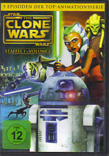 Star Wars - The Clone Wars - Staffel 1.2