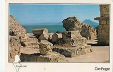BF18766 les thermes d antonin carthage tunisia  front/back image
