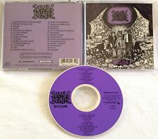 Napalm Death - Scum CD ORG 1991 RELATIVITY/EARACHE terrorizer cerebral fix
