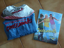 Britney Spears CROSSROADS PRESS KIT jacket + hat + info sheet 2001 not a girl