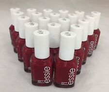 20 ESSIE Wholesale Nail Polish Ruby RED baby bridal shower party favor