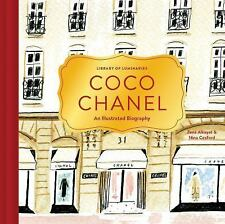 Coco Chanel by Zena Alkayat (2016, Hardcover)