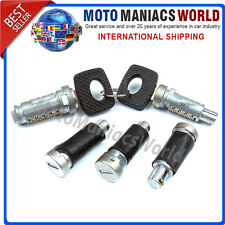 MERCEDES VITO 1 MK1 W638 1995-2003 Ignition Lock Barrel & Door Lock SET 5 pcs
