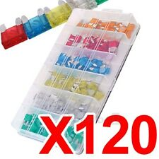 120 Automotive Car Auto Caravan Truck Mini Blade Fuse