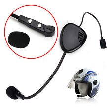 Wireless Bluetooth 3.0 Motorcycle Helmet Interphone Intercom Headset 1200M