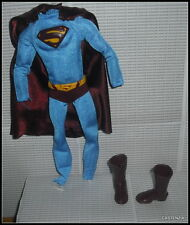 OUTFIT KEN MATTEL DOLL SUPERMAN RETURNS CAPE BOOTS COSTUME ENSEMBLE CLOTHING