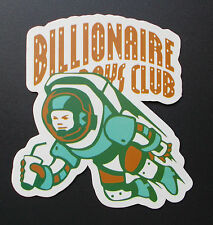 "Sticker Aufkleber Matt-Optik ""Astronaut"" Laptop,Skateboard,Stickerbomb (M135)"