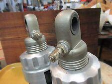"""12"""" works performance rear shocks  steel tracker harley lowering short rebuilt"""