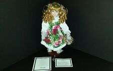 """ROYAL ALBERT Doulton OLD COUNTRY ROSES Rose 15 """" Doll Collectible"""