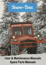 AKTIV SNOW TRAC WORKSHOP MANUAL