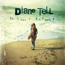 DIANE TELL - RIDEAUX OUVERTS - 2011 - CD NEUF NEW NEU