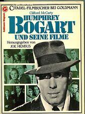 Citadel Filmbücher - Clifford McCarty - Humphrey Bogart und seine Filme