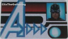 AUID-001 PROTECTOR ID CARD Age of Ultron Marvel Heroclix
