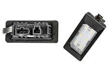2x LED SMD Kennzeichenbeleuchtung Skoda Octavia Combi 5E5 TÜV FREI / ADPN