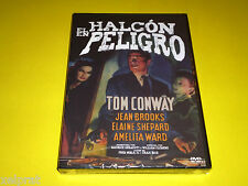THE FALCON IN DANGER / EL HALCON EN PELIGRO English Español Precintada