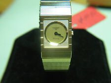 "LADIES RARE & VINTAGE LONGINES ""MIRAGE"" SWISS QUARTZ WATCH A MUST SEE LOOK WOW!!"