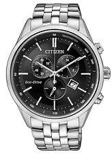 CITIZEN Eco-Drive Herren Uhr Chronograph Chrono AT2141-87E NEU & OVP
