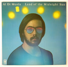 """12"""" LP - Al Di Meola - Land Of The Midnight Sun - k3510 - washed & cleaned"""