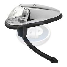 VW BUG CLEAR FRONT TURN SIGNAL ASSEMBLY 113953041A 1958-1963 Air Cooled VWs