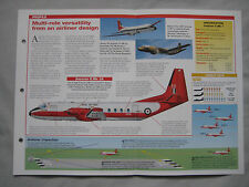 Aircraft of the World - Hawker Siddeley Andover