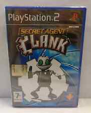 Console Game Gioco SONY Playstation 2 PS2 PAL ITALIANO SECRET AGENT CLANK  NUOVO