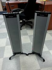 "Pair of Frontrow 925RS-216 31"" Tall Two-Way Standing Speakers (Tested) / C1026DS"